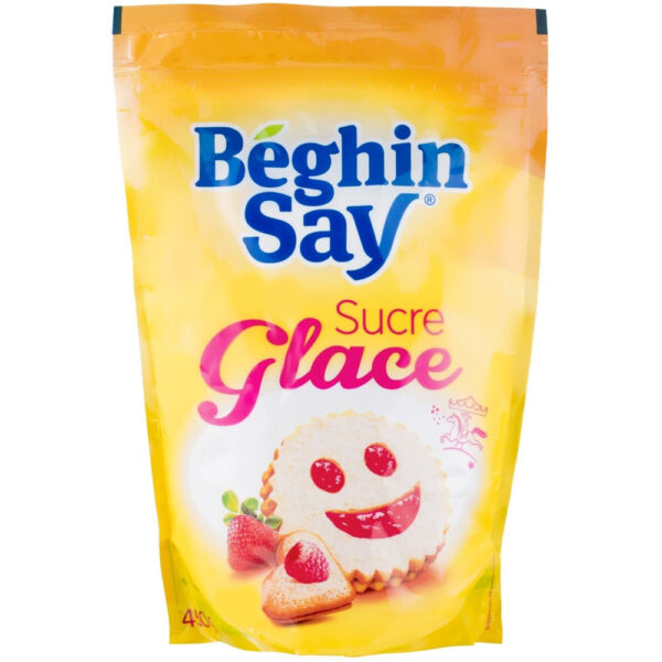Beghin Say Sucre Glace