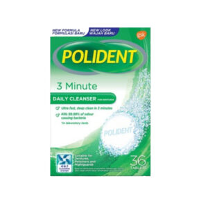 Polident 36's