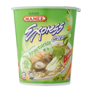 MAMEE EXPRESS CUP VEGETARIAN FLAVOUR 60G