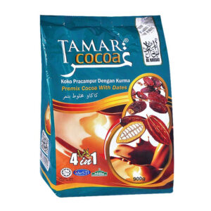Tamar Cocoa Pack Premix Cocoa With Dates 900G