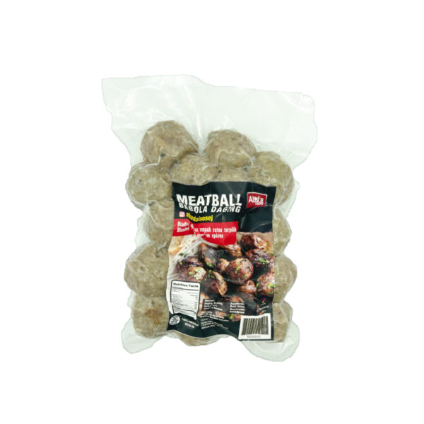 Alwi´s Healthy MeatBall 350Gm