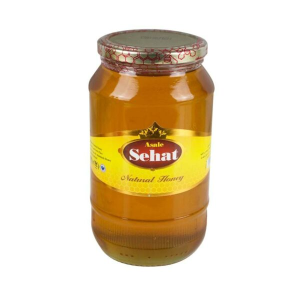 ASALE SEHAT NATURAL HONEY WITH COMB 900G