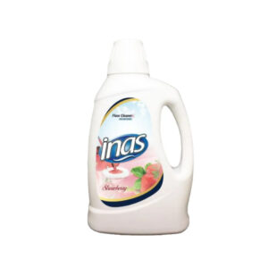 Inas Floor Cleaner Anti-Bacterial Strawberry 1L