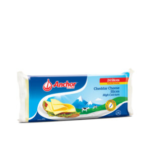 Anchor Processed Cheese 24'S 400Gm
