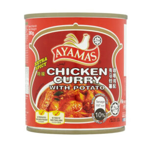 Ayamas Chicken Curry with Potatoes Extra Spicy 280GM