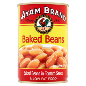 AYAM BRAND BAKED BEANS IN TOMATO SAUCE 425GM