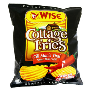WISE COTTAGE FRIES SWEET THAI CHILI 65G