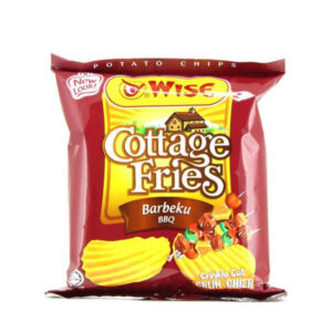 WISE COTTAGE FRIES BBQ 65G