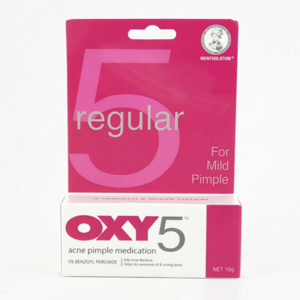 Oxy 5 Ance Pimple Medication 10Gm