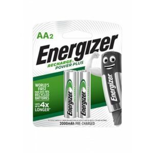 Energizer Recharge Power Plus AA 2s'