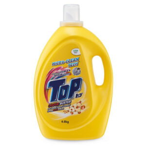 TOP LIQUID - ODOUR BUSTER FOR SWEAT HEAVY LAUNDRY 4KG