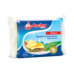 Anchor Processed Cheese 12'S 200Gm