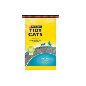 TidyCats Instact Conventional Non-Clumping Cat Litter 4.5KG