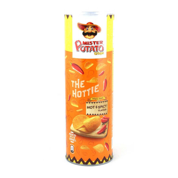 Mr Potato Hot & Spicy (Can) 150G