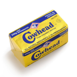 Cowhead Salted Butter 250g
