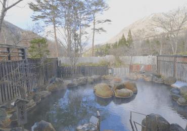 高山地區露天溫泉雙方案 純泡湯vs 溫泉 旅館