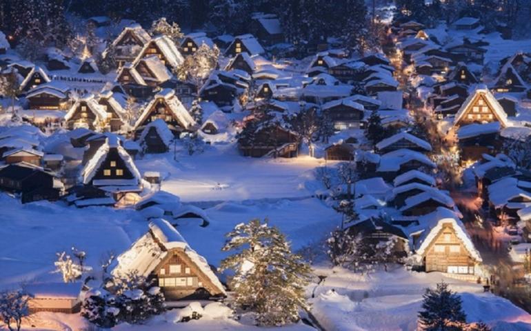 名古屋交通 12/1起中部機場巴士直達 飛驒高山 免轉乘輕鬆坐享高山冬季風物詩