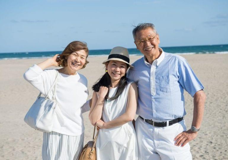 孝親旅遊超前部署 日本中部山、海兩大特色懶人包行程