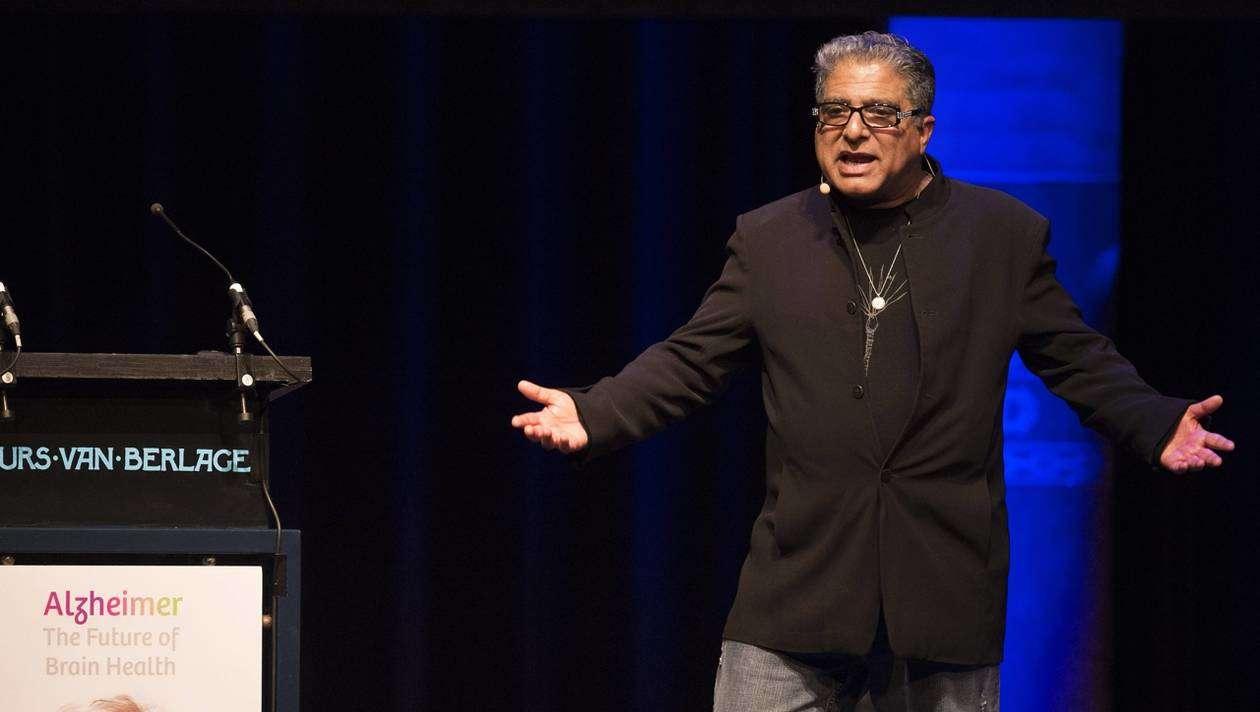 Méditation de pleine conscience… Deepak Chopra