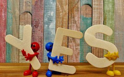 Savoir dire OUI à son enfant : un choix conscient du parent