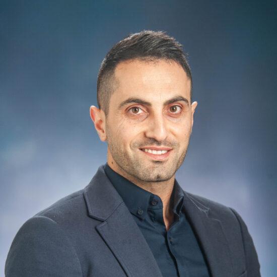 Photo of Burchan Aydin.