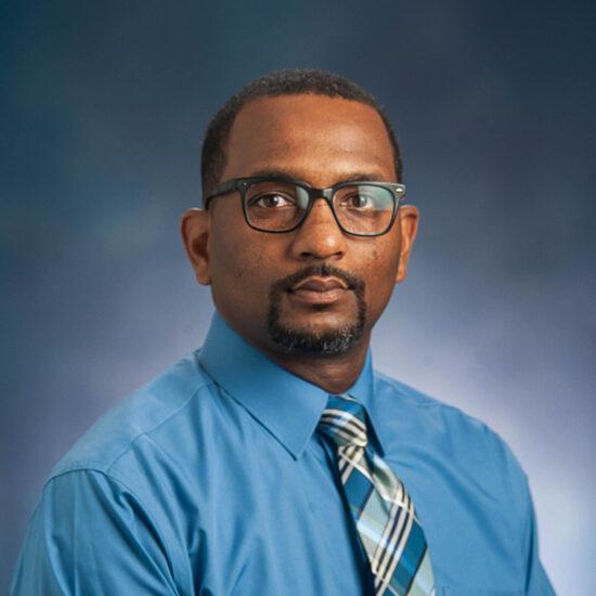 Dr. Douglas D. LaVergne Headshot.