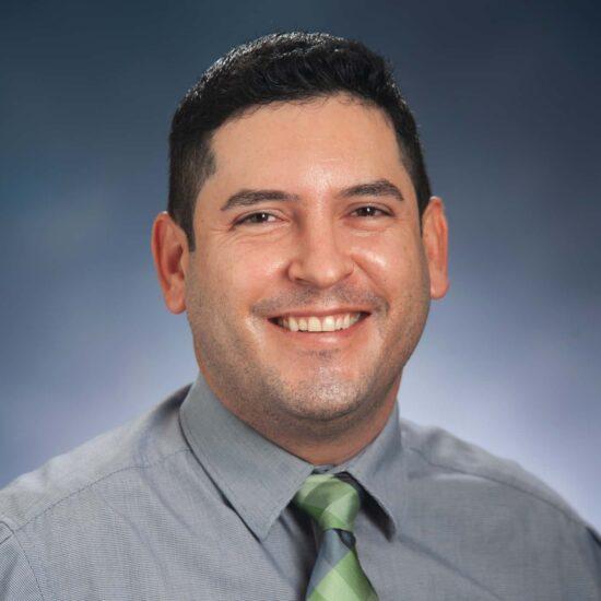 Dr. Jose Lopez headshot.