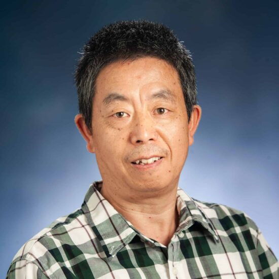 Photo of Xingzhong Yan.