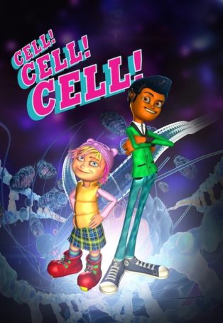 cell cell cell show at planetarium Theater