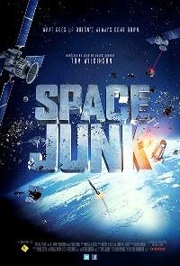 space junk show at planetarium theater