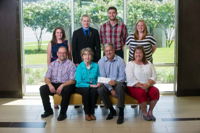 Fosters Donate $5,000 to East Texas War and Memory Project