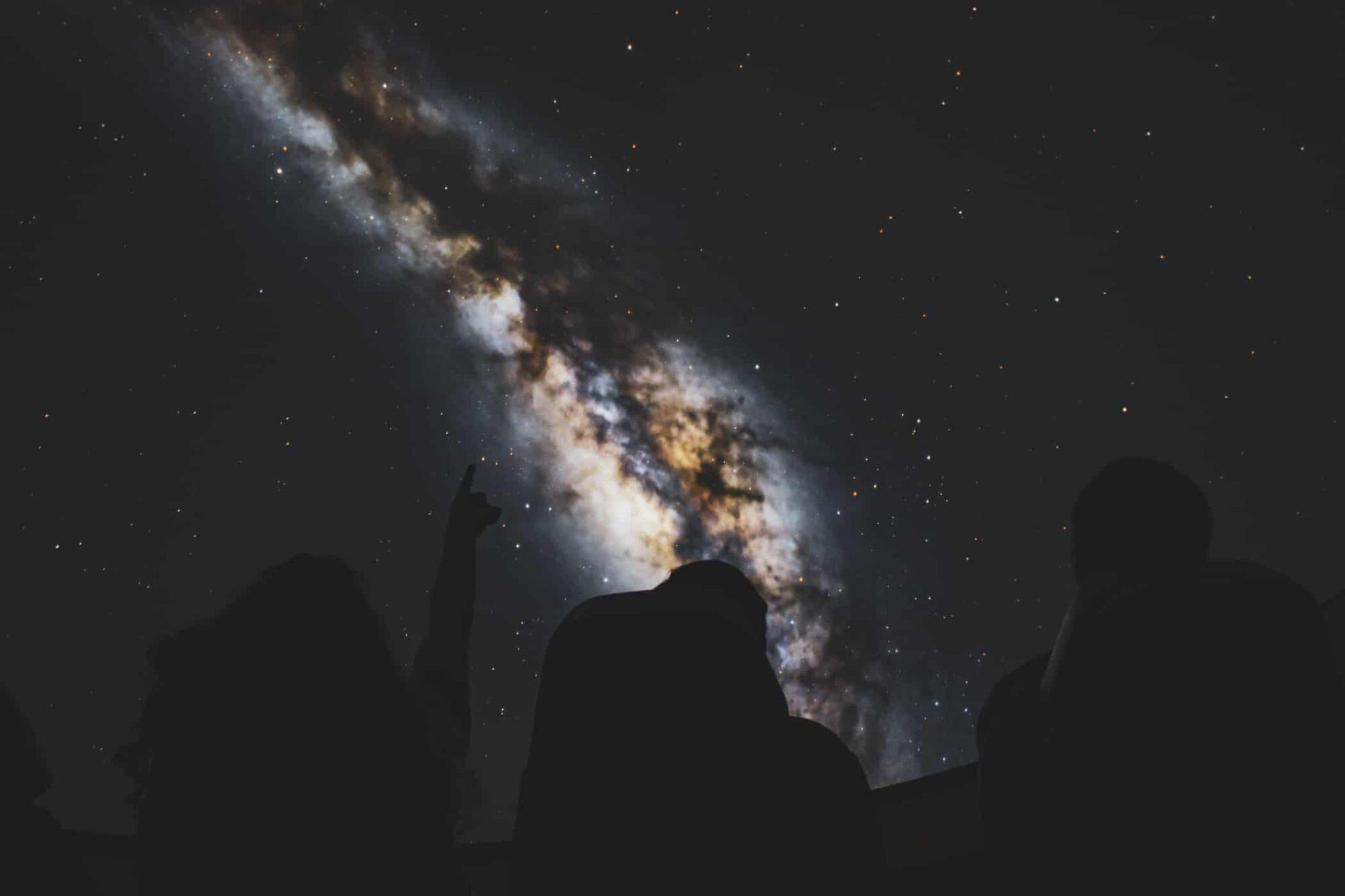 Planetarium Milkyway