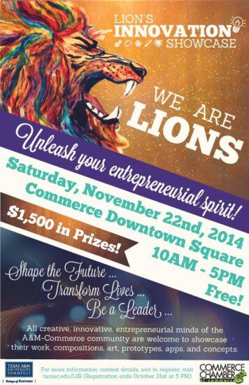 LionsInnovationShowcase