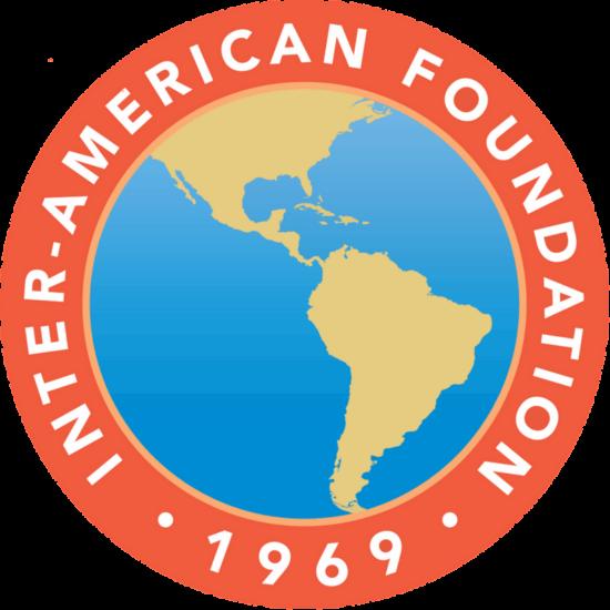 Inter-American Foundation (IAF) logo.