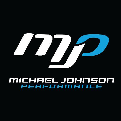 Michael Johnson Performance logo.