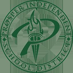 Prosper independent school district icon.