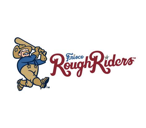 Frisco Rough Riders logo.
