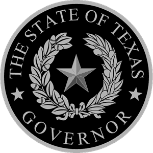 The Office of the Texas Governor emblem.