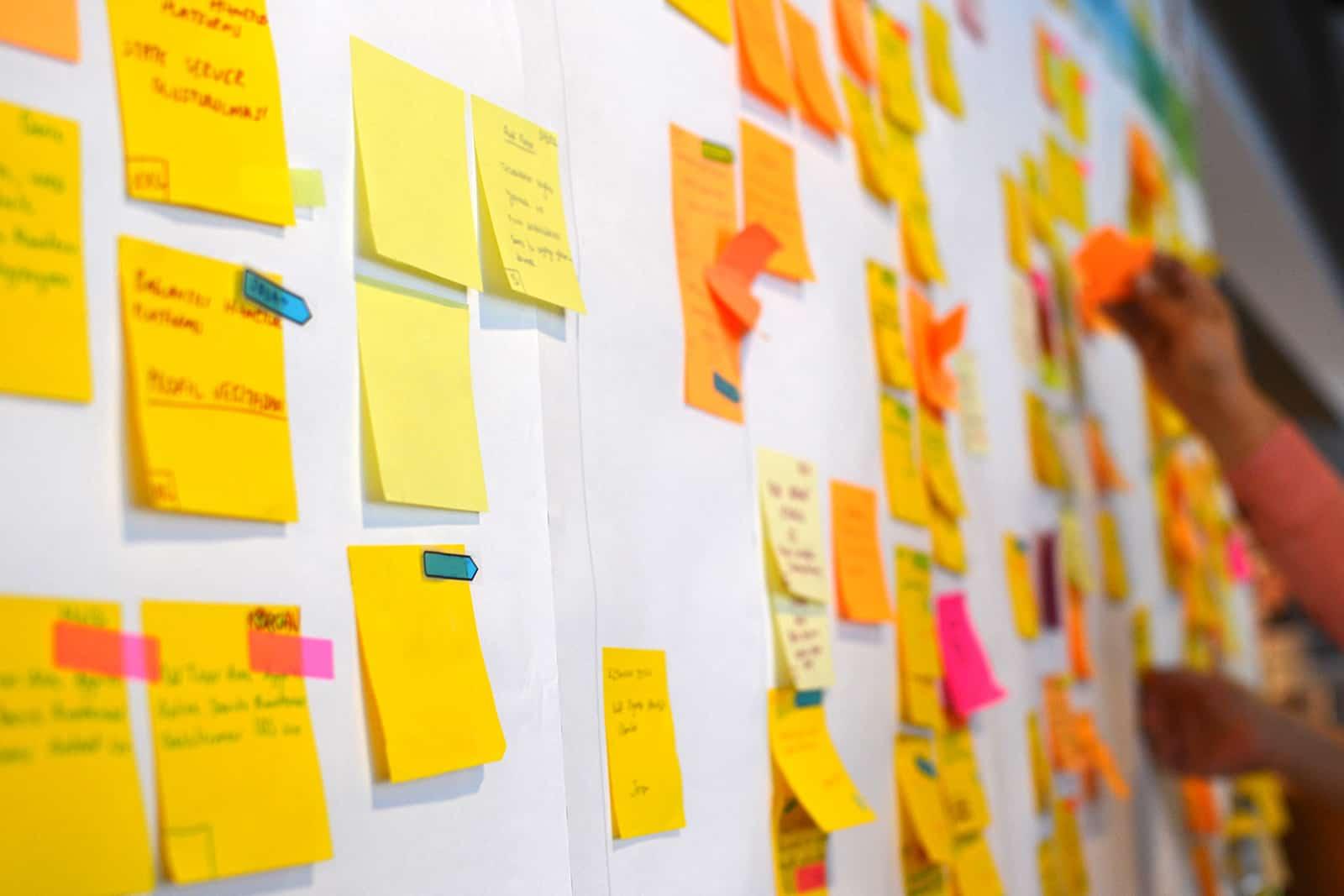 Kanban Board, is one of the prerequisites of agile working methodology
