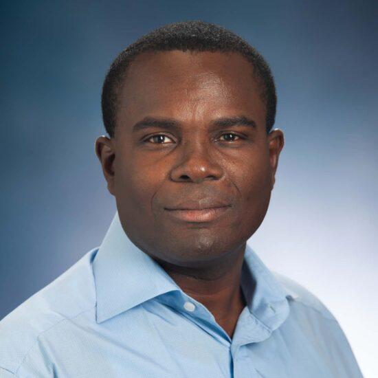 Dr. Desire Djidonou Headshot.