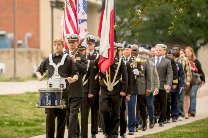 Veterans Vigil Press Release Photo