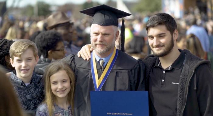 Rudin Graduation video