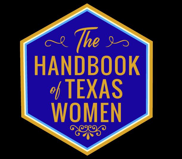 Handbook of Texas Women logo.