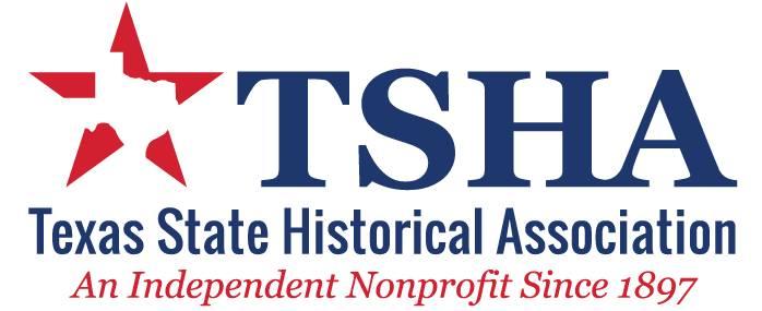 Texas State Historical Association logo.