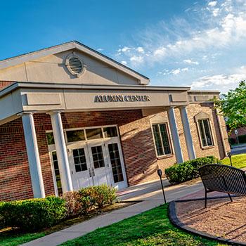 Alumni Center.