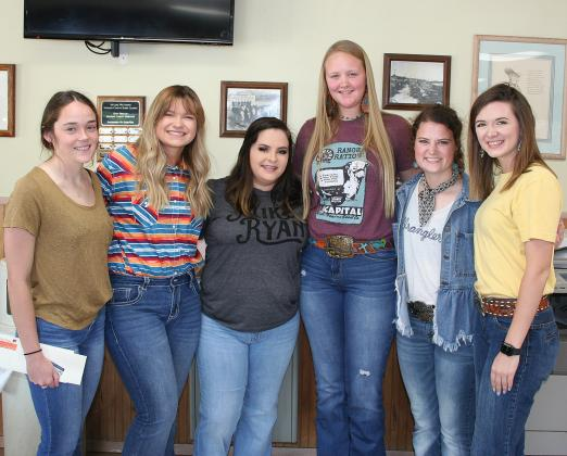 A&M-Commerce were recipients of scholarships from NETBIO