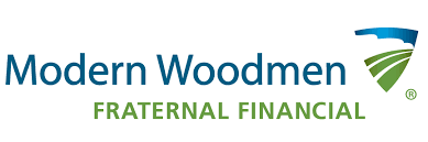 Modern Woodmen of America logo.