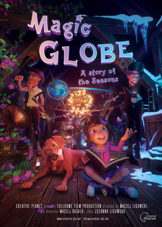 Magic Globe Full