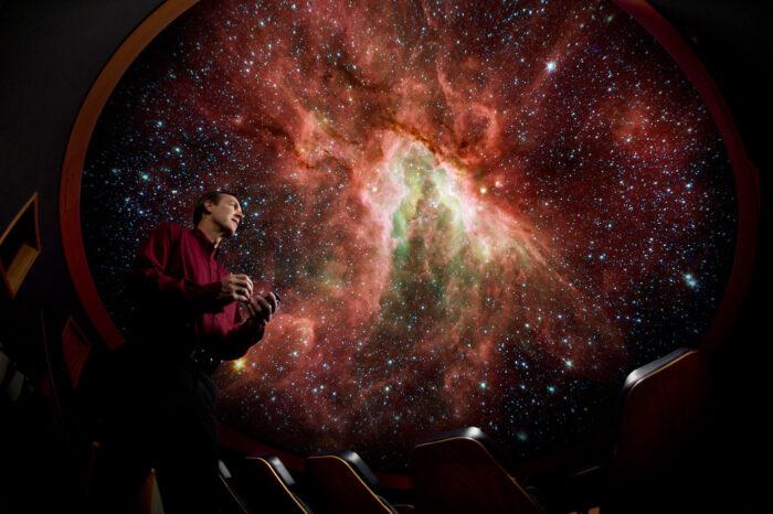 Planetarium Photo