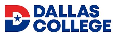 Dallas College logo.
